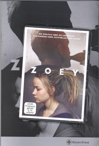 Zoey - Laufzeit ca. 40 Min. - FSK 0 (DVD), mit Begleitmaterial