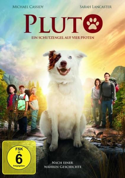 Pluto - Ein Engel auf vier Pfoten (DVD)